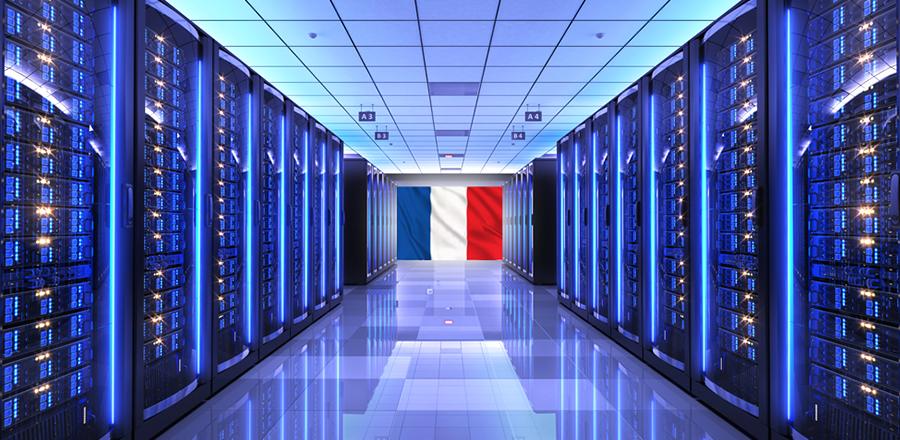 hébergement des données en france