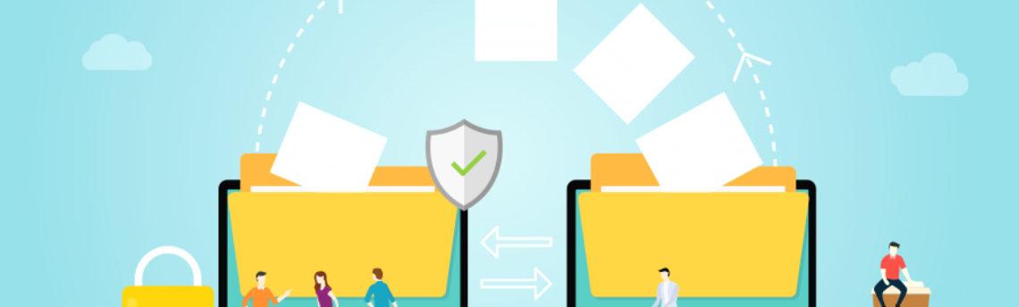 Partager et protéger vos données professionnelles efficacement avec DropCloud