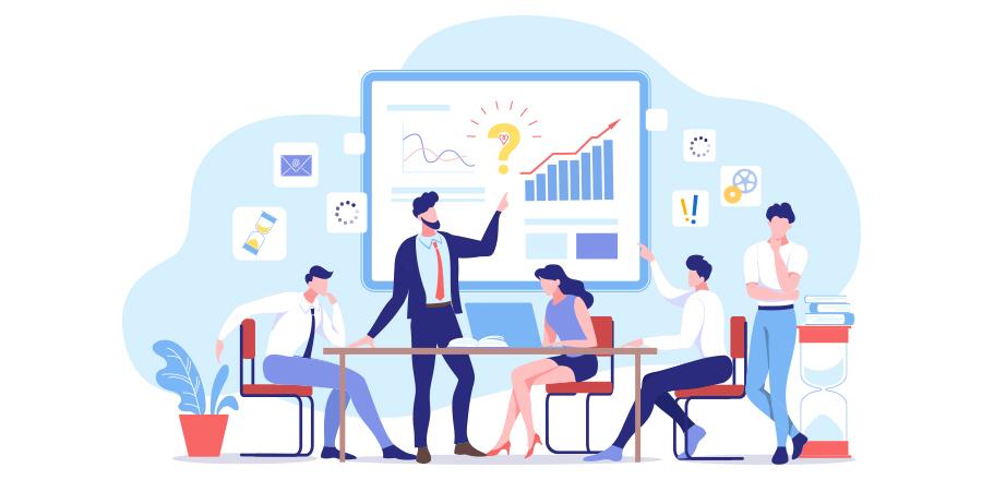 travail collaboratif en entreprise : Partager des fichiers et collaborer en ligne