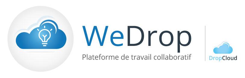 partager et protéger des données : tester gratuitement wedrop